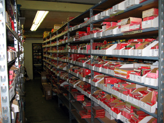 Affordable industrial, machine, & automotive parts, eastern MA